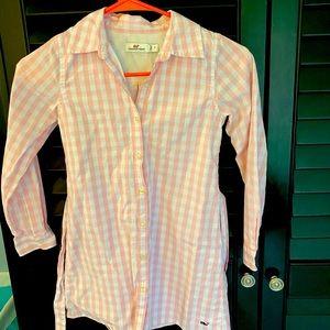 Girls Vineyard Vines dress size 7 EUC